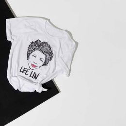 High Tees LEE LIN T shirt