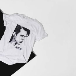 Nick Cave High Tees T shirt