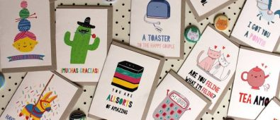 12 Handmade Greeting Cards Guaranteed to Get Framed