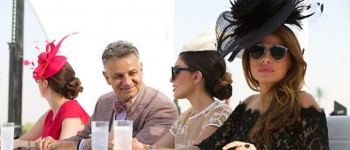 The Human Chameleon's Guide to Spring Racing Style