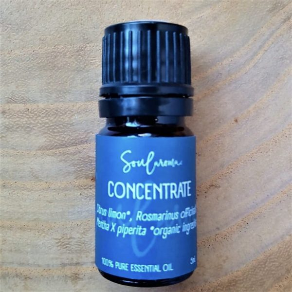 concentrate essential oil blend
