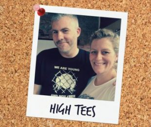 Jess McDonald From High Tees Celebrity T-Shirts