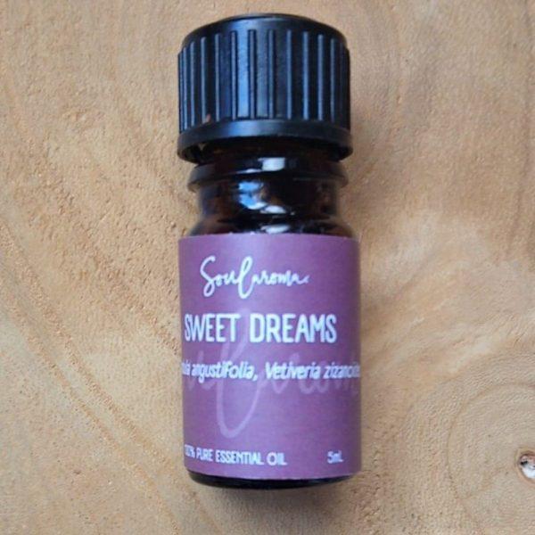 Sweet dreams essential oil blend