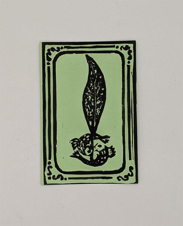 Herbal Horoscope Greeting Cards
